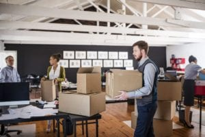 Office Movers in Des Moines, IA & Davenport, IA